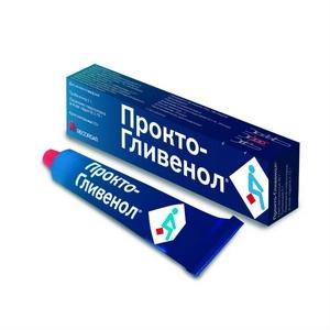 Купить Прокто-гливенол крем, цена в Таганроге от 500 руб.